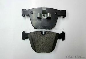 Auto Brake Pads for BMW E60/E65/66/E70/E71 34216761286