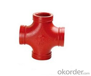 Cast Iron Pipe EN877 for Water Project Made in China