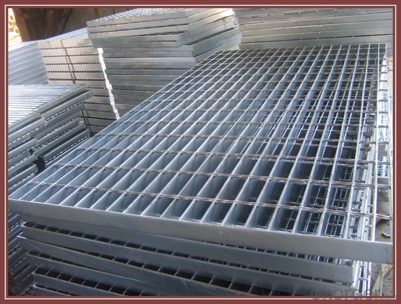 Buy A255 40 100 Aluminum Bar Grating For Deck Access Stair