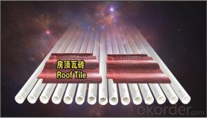Super High Temperature Ceramic Roller of S-5000