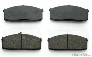 Auto Brake Pads for Nissan Bluebird. Laurel 41060-01f87 D186-7110