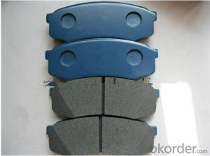Auto Brake Pads for Toyota Camry 04465-06080
