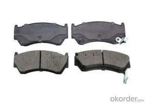 Auto Brake Pads for Nissan Almera 41060-1n060 D1060-1n090