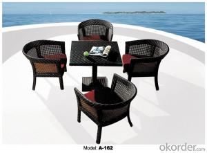 Hot sale Leisure garden Rattan Outdoor furniture   A-162