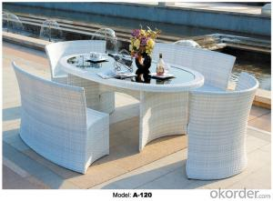 Hot Sell Outdoor furniture Rattan Garden Furniture   A-120