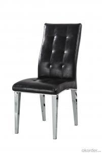 Modern Design PU Surface Dinning Chair AJ04