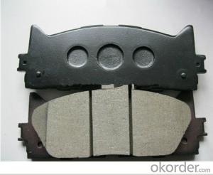 Auto Brake Pads for Toyota RAV 4 04466-33160