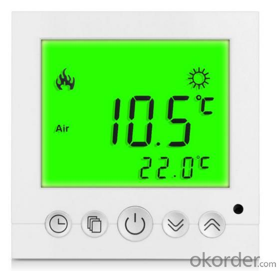 New Digital Thermostat  For Floor Heating  System