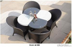 Popular Outdoor furniture Rattan Garden Furniture   A-122
