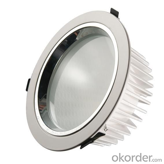 New Popular Dimmable COB LED Down Light SAA CE ROHS