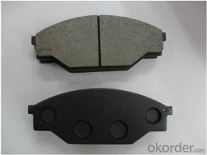 Brake Pads for Toyota Modell (04465-28020 D263-7167)