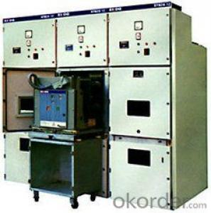 KYN28-12GZSI-12Z Armor type metal enclosed switchgear