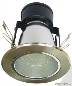 Led downlight new products 20w international lighting