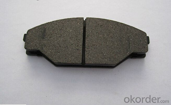 Brake Pads for Toyota Liteace (04465-20370)