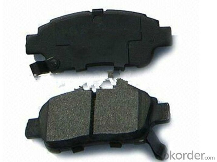 Auto Brake Pads for Toyota Corolla 04465-20540