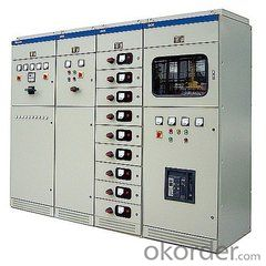 GCK series low-voltage withdrawable switchgear