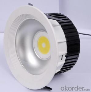 CRI 3W 5W 7W GU10 MR16 4500K COB led spot lighting