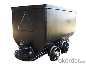 Zhongmei brand fixed mine wagon for coal/metal/copper