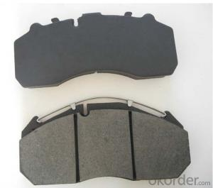 Brake pads Ceramic Bus Brake Pads Wva29165