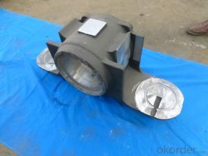 Braking Parts Moldel Forging Machining  Weight: 0.2~190Kg