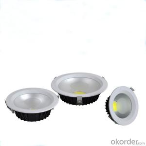 70lm/w dimmable cob led downlight hot new products 20w design solutions international lighting
