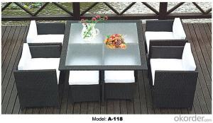 Outdoor furniture Rattan Garden Furniture   A-118