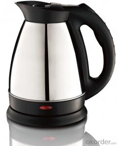 1.5 Litre Stainless Steel Electric Kettle