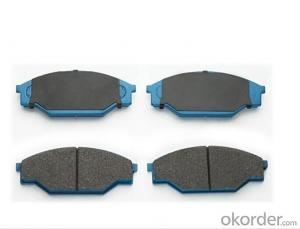 Auto Parts Semi-Metal Car Brake Pad