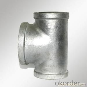 Galvanized Malleable Iron Fitting Made In China Best Quality