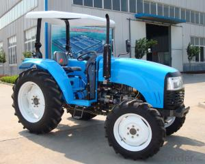 40HP Wheeled Tractor