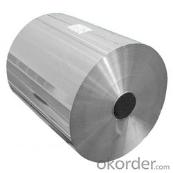 Aluminium Foil Jumbo Roll Raw Material For Food Container Application