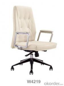 New Design Racing Office Chair Genuine Leather/Pu W4219