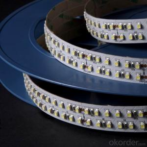 LED Strip Light DC 12V/24V,SMD 3528-30 LEDS PER METER  IP68 OUTDOOR PU GLUE PLUS TUBE
