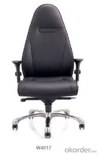 New Design Racing Office Chair Genuine Leather/Pu W4017