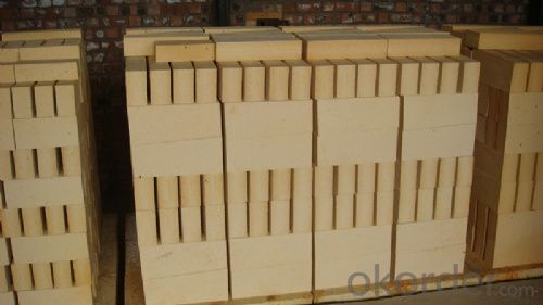 Alumina-silica Refractory Bricks Used In Electric Arc Furnace Roof