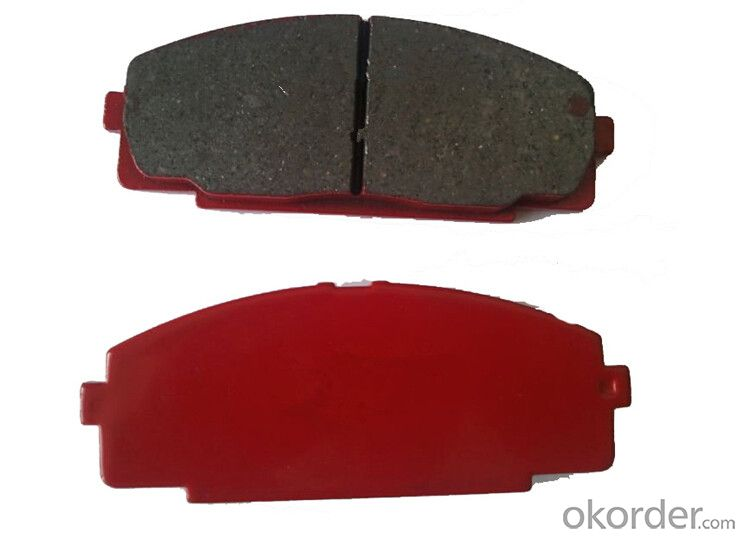 Ceramic Auto Brake Pads for Cadillac Escalade