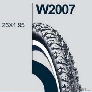 excellent quality tyres for bicycle using W2007