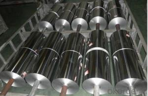 Aluminim Foil Jumbo Roll for Industry Application