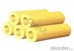 glasswool pipes
