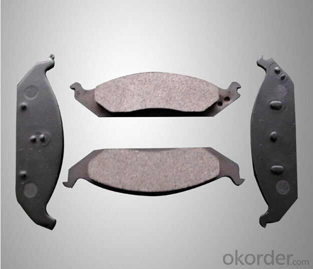 Auto Parts Brake Pad for Nissan