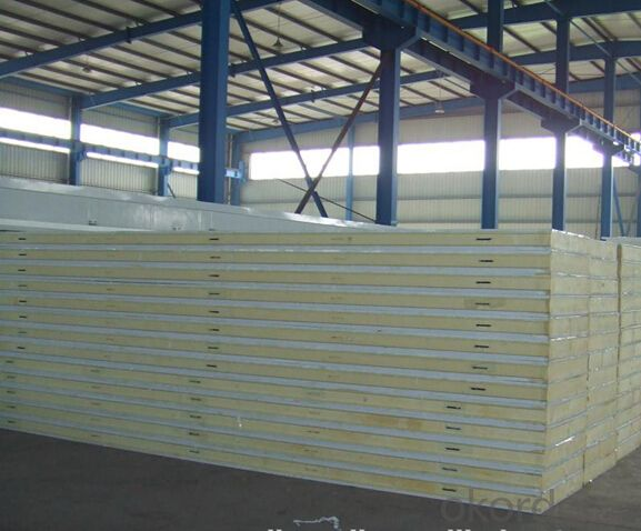 PU Sandwich Panels for Building with Best Price