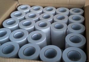 PVC Blue Smooth Cable Ties Insulation Tape for Air Conditioner