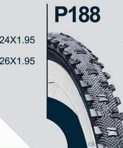 excellent quality tyres for bicycle using P188