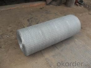 Galvanized Hexagonal Wire Mesh 0.76 mm Gauge