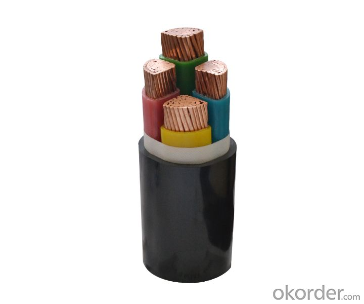 low - voltage XLPE insulated power cable -004