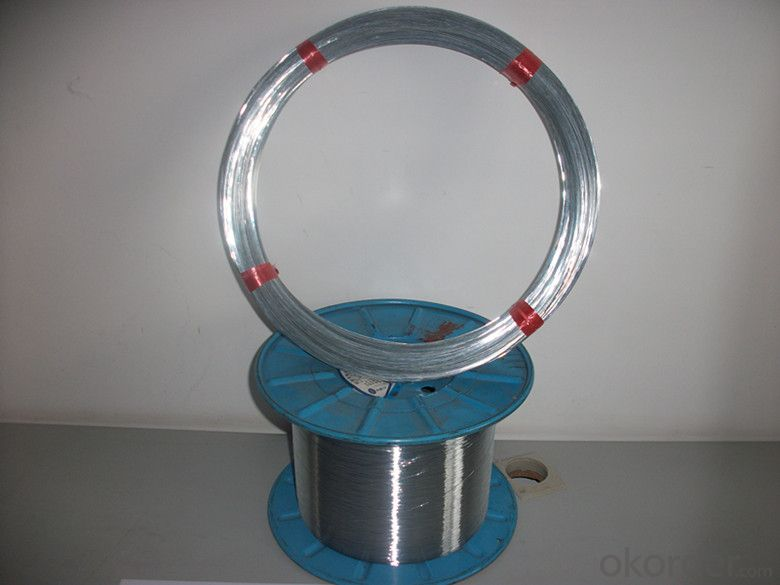 hot dip electric galvanized iron wire for binding