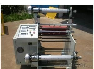 PVC Self Adhesive Cold Lamination Film Machine