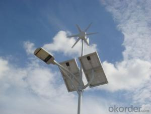 Wind-Solar   Hybrid   Street    Lights  JMTF-004