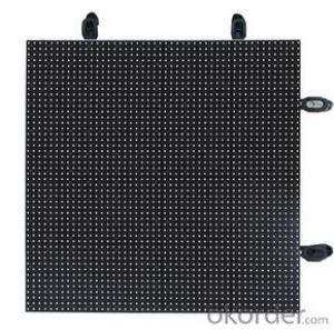 Upad8 Outdoor Rental LED Display High Pixel Density