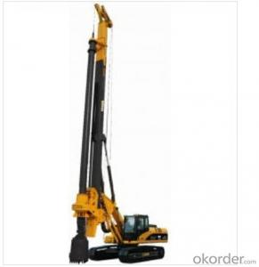 KR200C Rotary Drilling Rig, high effiency